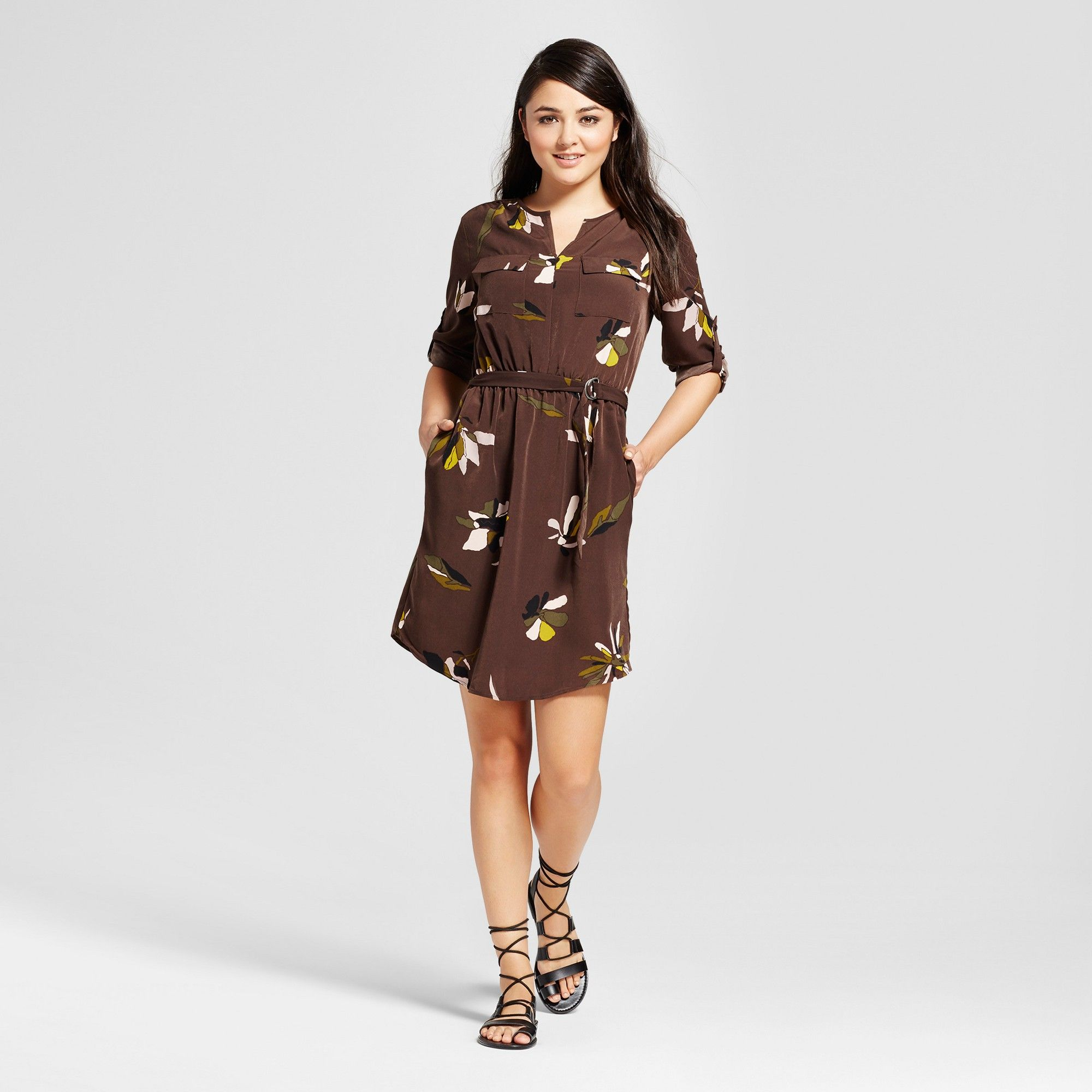 Looks - Convertible target dress how to wear video