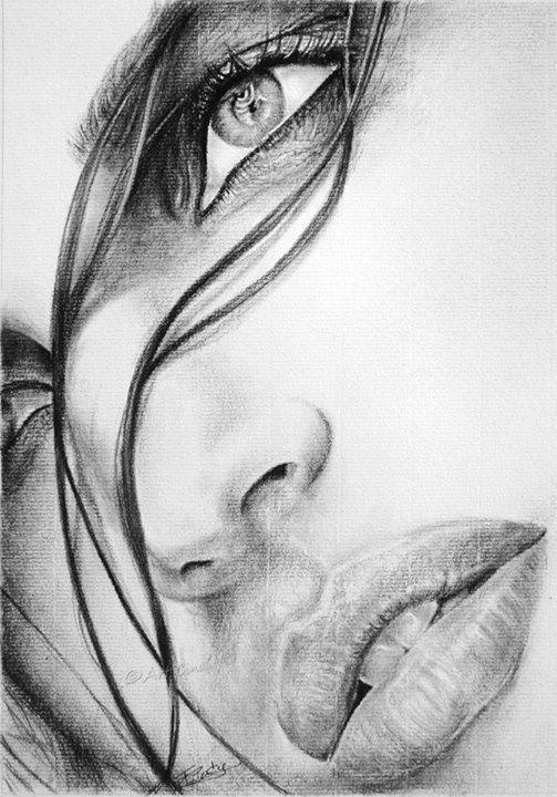 2 أنــــــــــا ana amama twitter · eyeball drawingabstract pencil