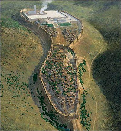 The Jewish Temples   Lamb & Lion Ministries