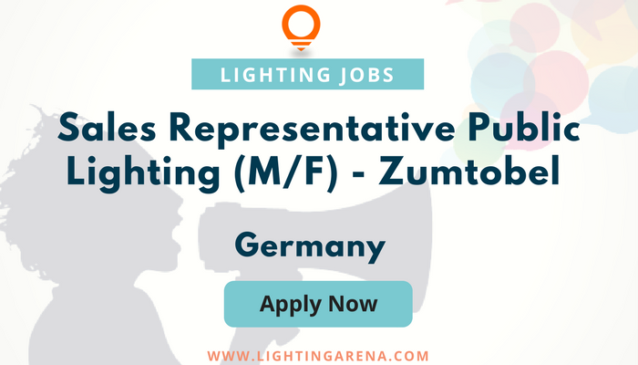 Sales Representative Public Lighting Zumtobel MF  Germany