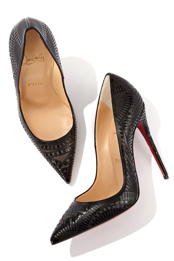 Enjoy the finer things in life. Be a #Louboutin girl. #SaksStyle #10022Shoe