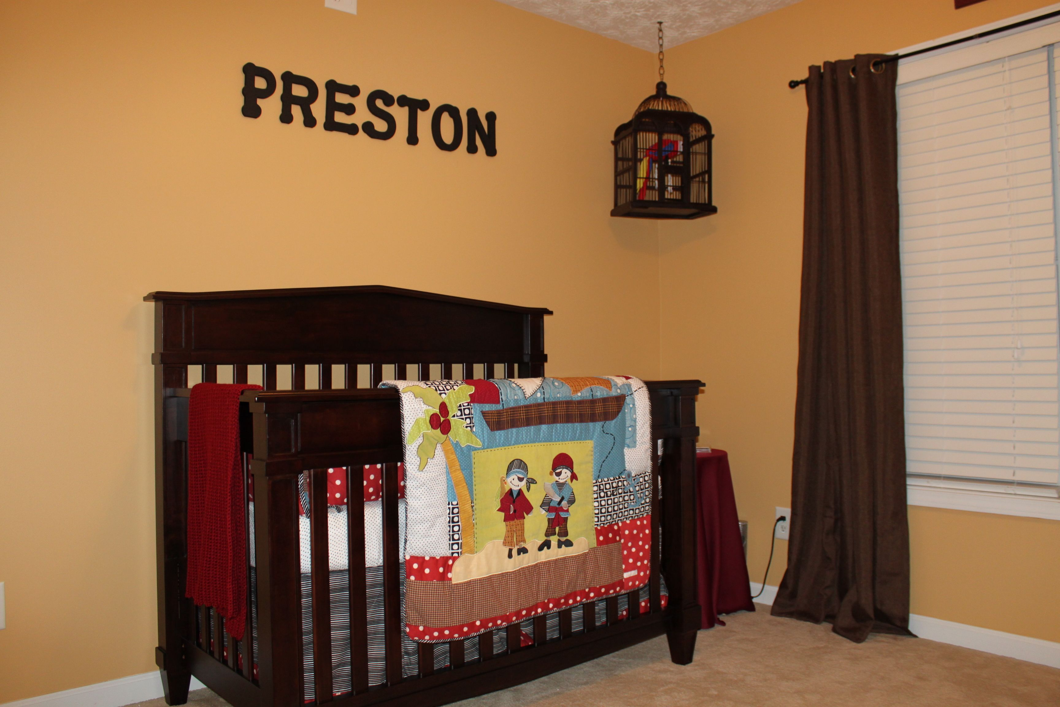 Pirate Themed Nursery Decor Inspiration