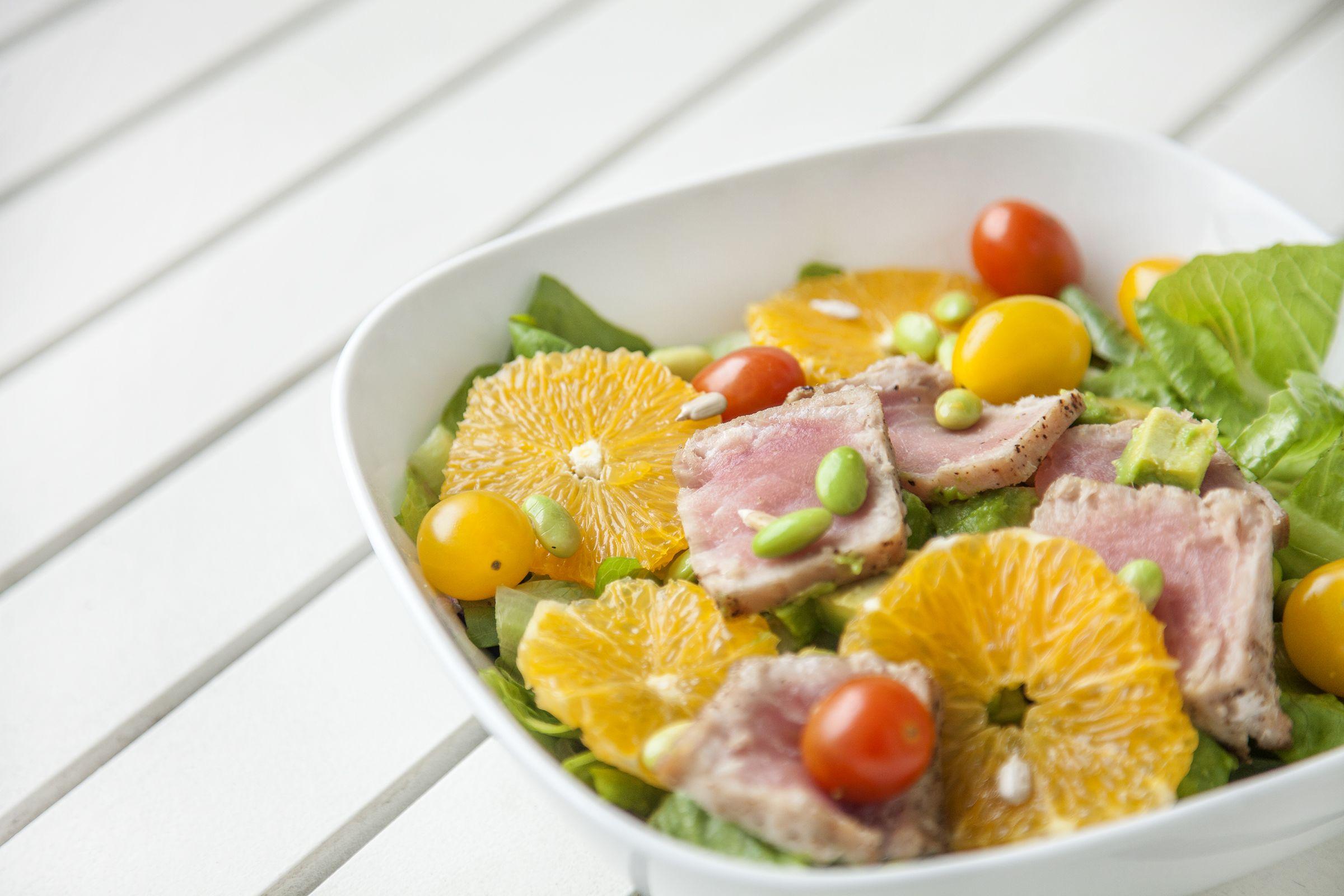 Honey Tuna - 75k beets - the salad bar 111 Ham Nghi, D1, Hochiminh City