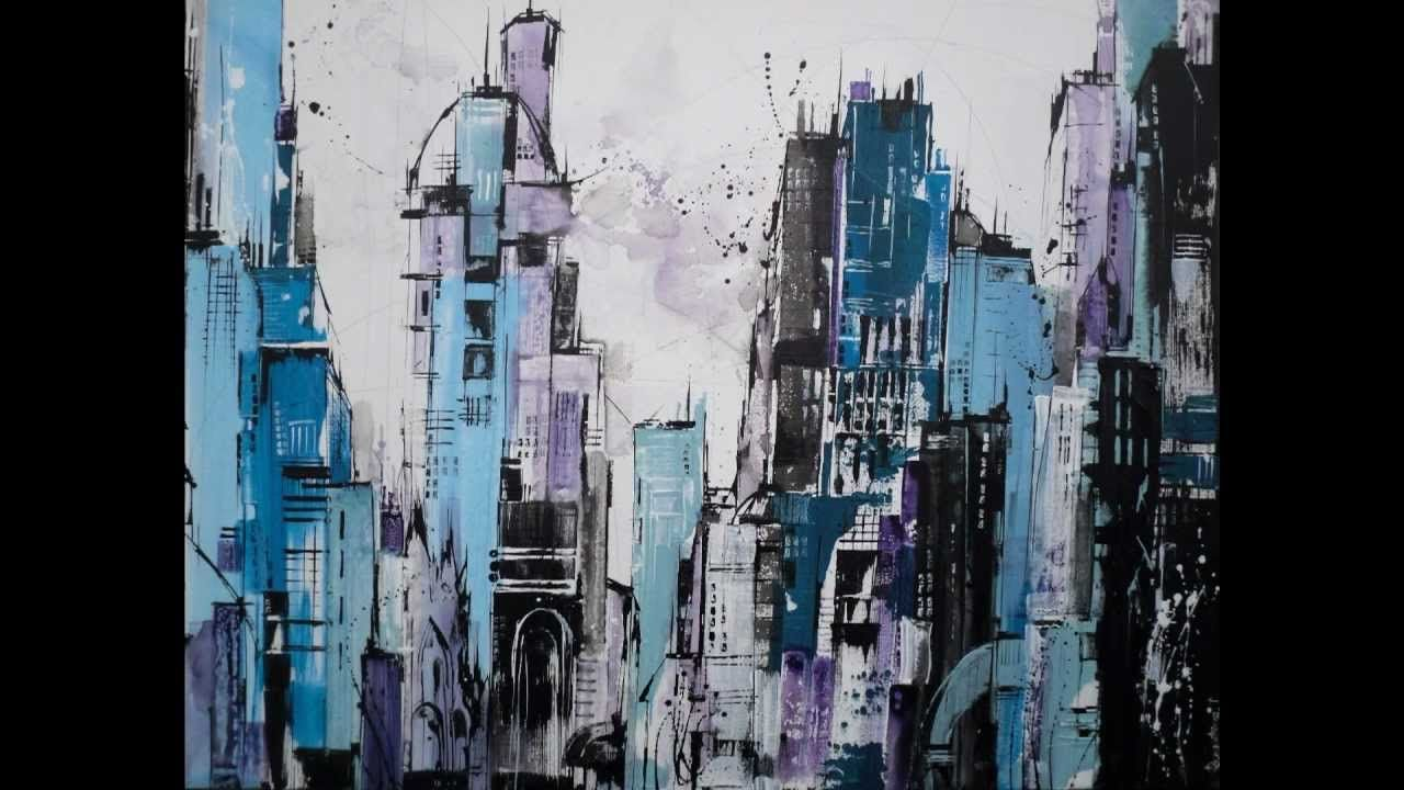 Cityscape Paintings Famous Artists Google Search