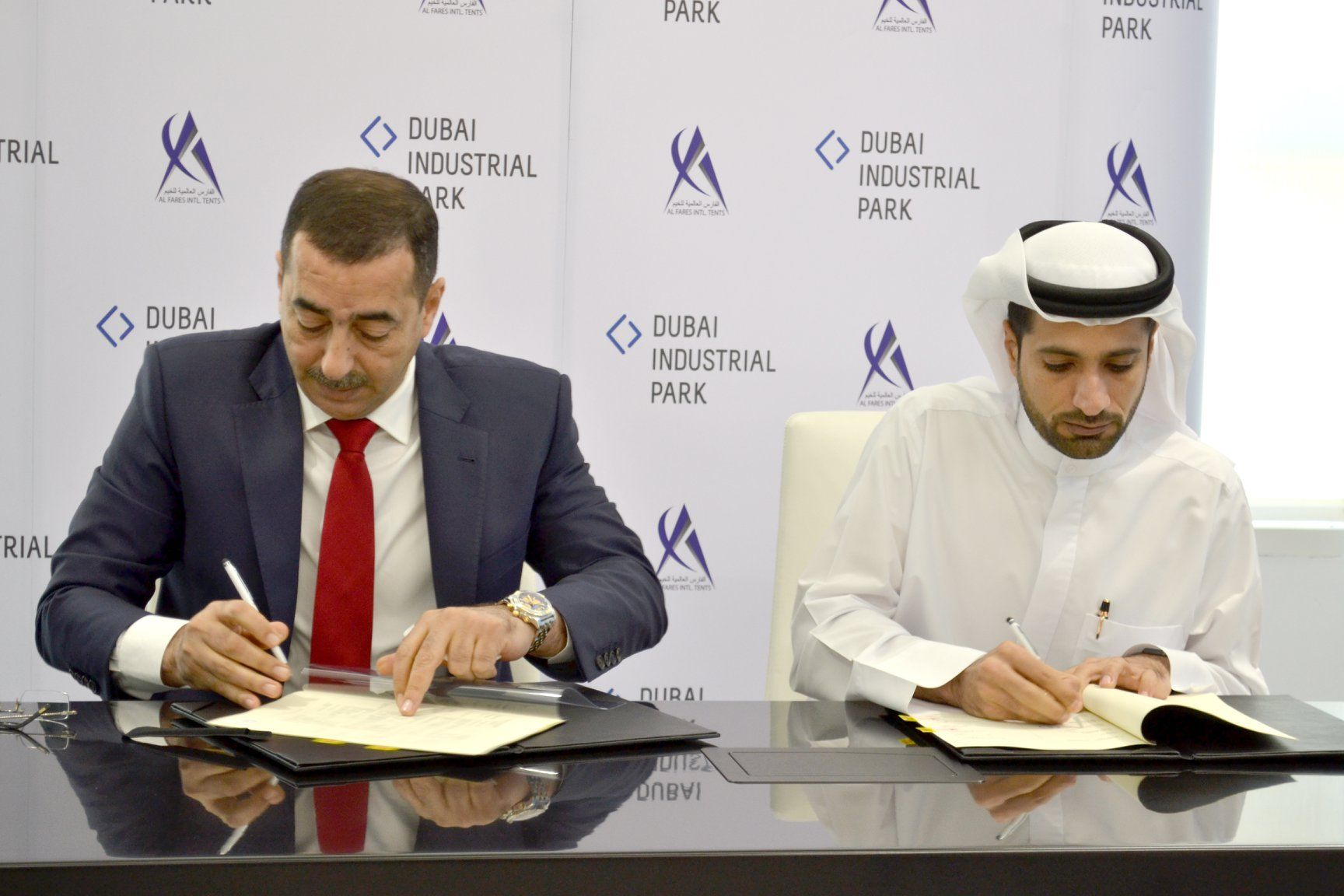 Dubai Industrial Park Hosts Al Fares International Group