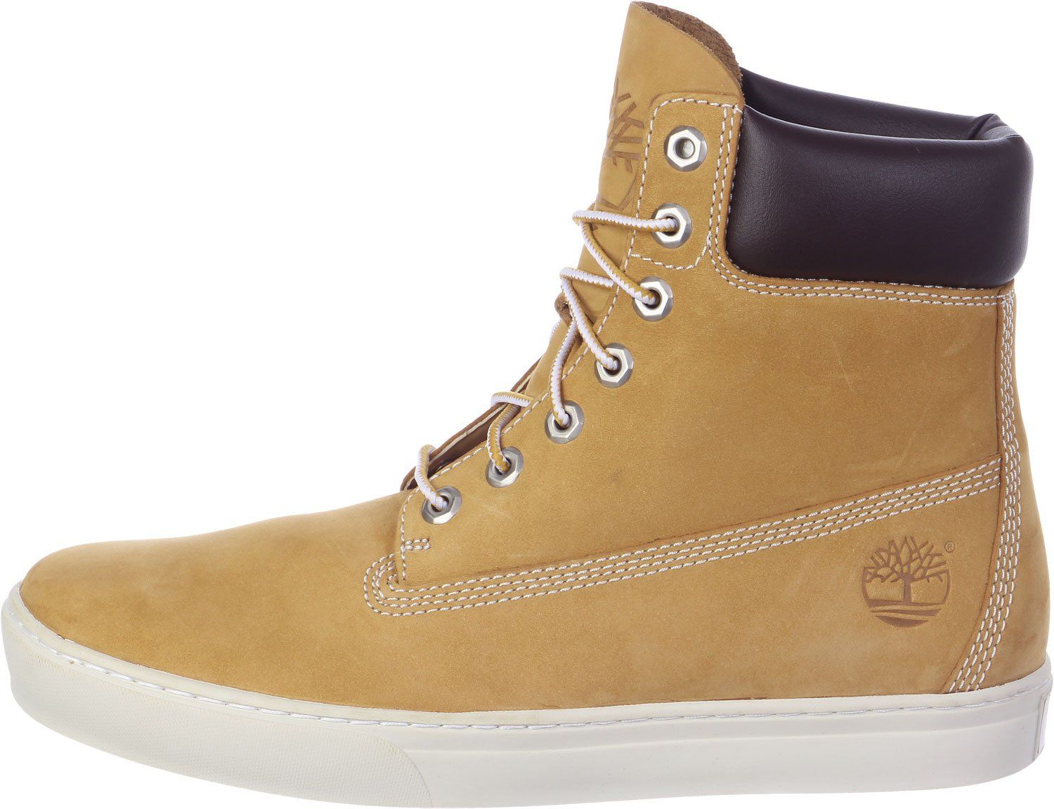 Timberland 6667R Mens Newmarket 6in Cupsole Boot Wheat