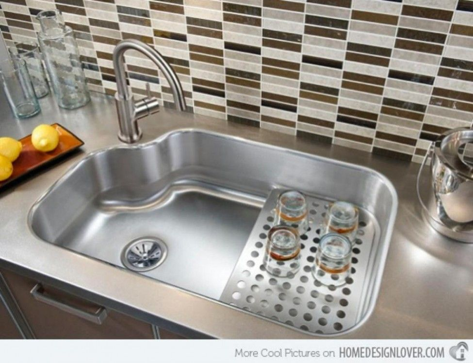 New Kitchen Ideas Th alumunium plat materials for wash plate area at th emodern design