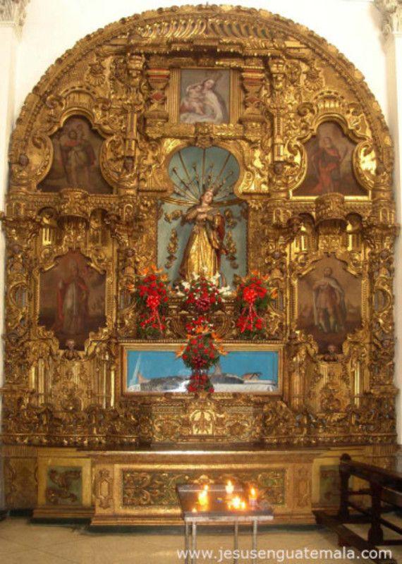 Retablo de Nuestra Señora de La Asunción y Virgen del Transito