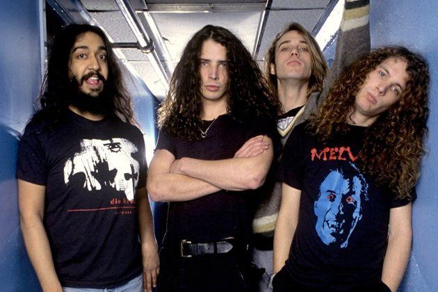 Risultato immagini per soundgarden 1990