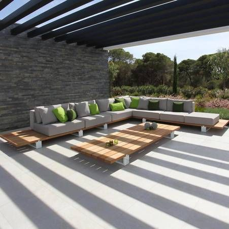 Un salon pour mon jardin ! | Homes/Decor | Outdoor, Furniture ...