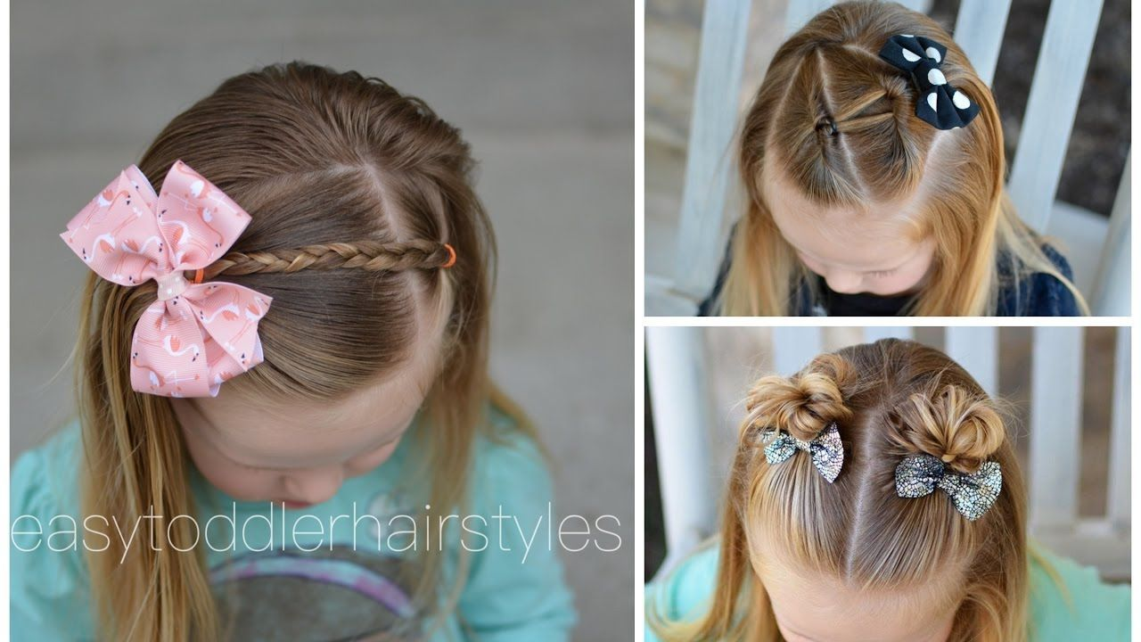 quick and easy toddler hairstyles for beginners easyhairstyles