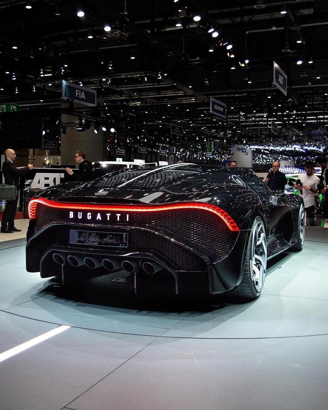 Bugatti La Voiture Noire 🖤