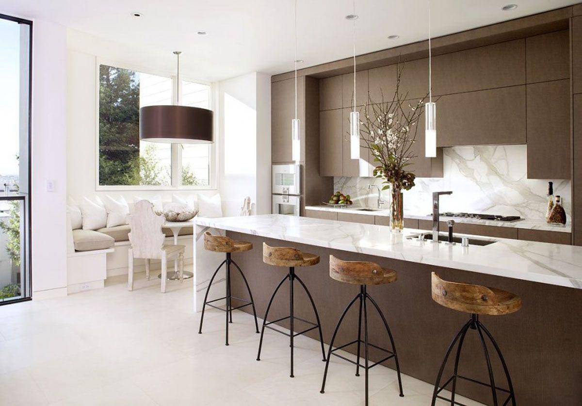 Modern Home Kitchen 27 Best Modern Kitchens Images On Pinterest  Modern Kitchens