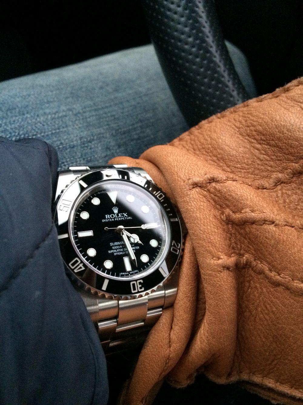 RelojReloj Del Ref Submariner 114060Outfits Y Rolex Mundo ZuOXwPkiT