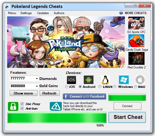 pokeland legends download ios