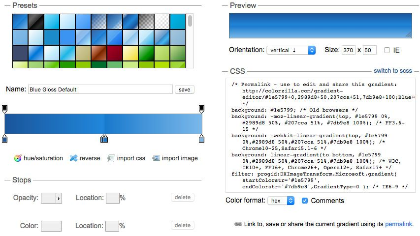 10 Best CSS Code Generators for Web Developers Hongkiat