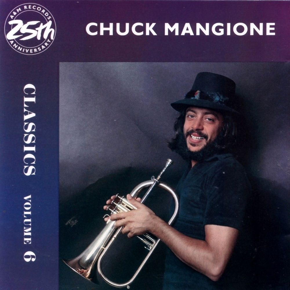 "Charles Frank ""Chuck"" Mangione (born November 29, 1940) is an American flugelhorn player, trumpeter and composer. After a stint with drummer Art Blakey's band and co-leading the Jazz Brothers with his sibling Gap Mangione, Chuck Mangione achieved international success in 1977 with his jazz-pop single, ""Feels So Good."" Mangione has released more than thirty albums since 1960.  ""Feels So Good"" is my favorite track on this compilation."