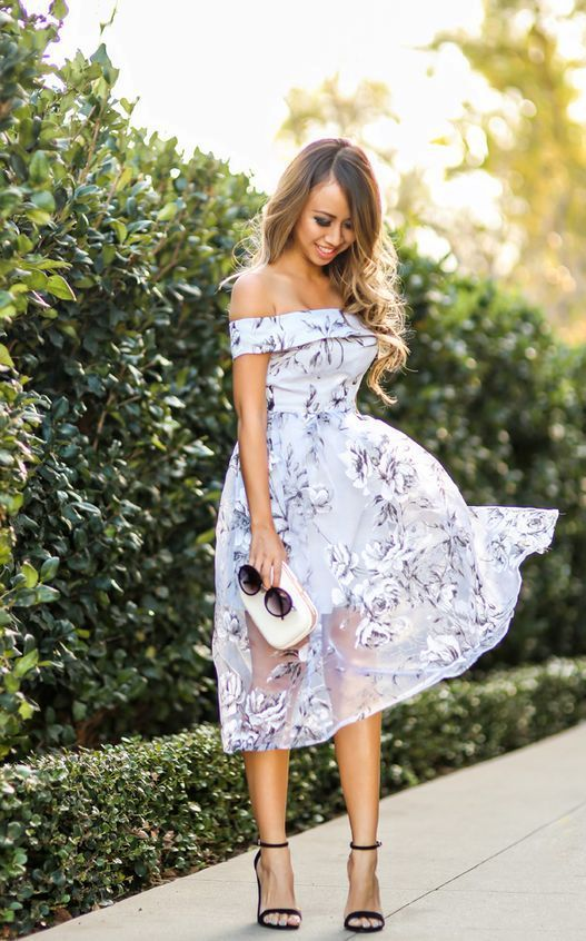 2016 Spring Wedding Guest Fashion