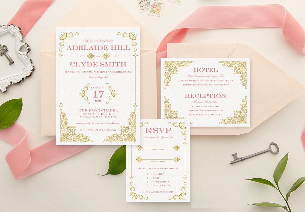 Make Your Own Invitations With Download Print In 2020 Make Your Own Wedding Invitations Diy Wedding Invitations Templates Wedding Invitations Diy