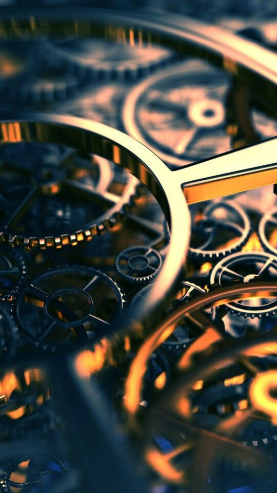 Phone Wallpaper Wallpapers In 2019 Steampunk Wallpaper Clock