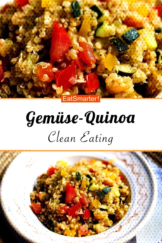 quinoa - Vegetable quinoa – smarter – calories 254 kcal – time 30 min. |  -Vegetable quin