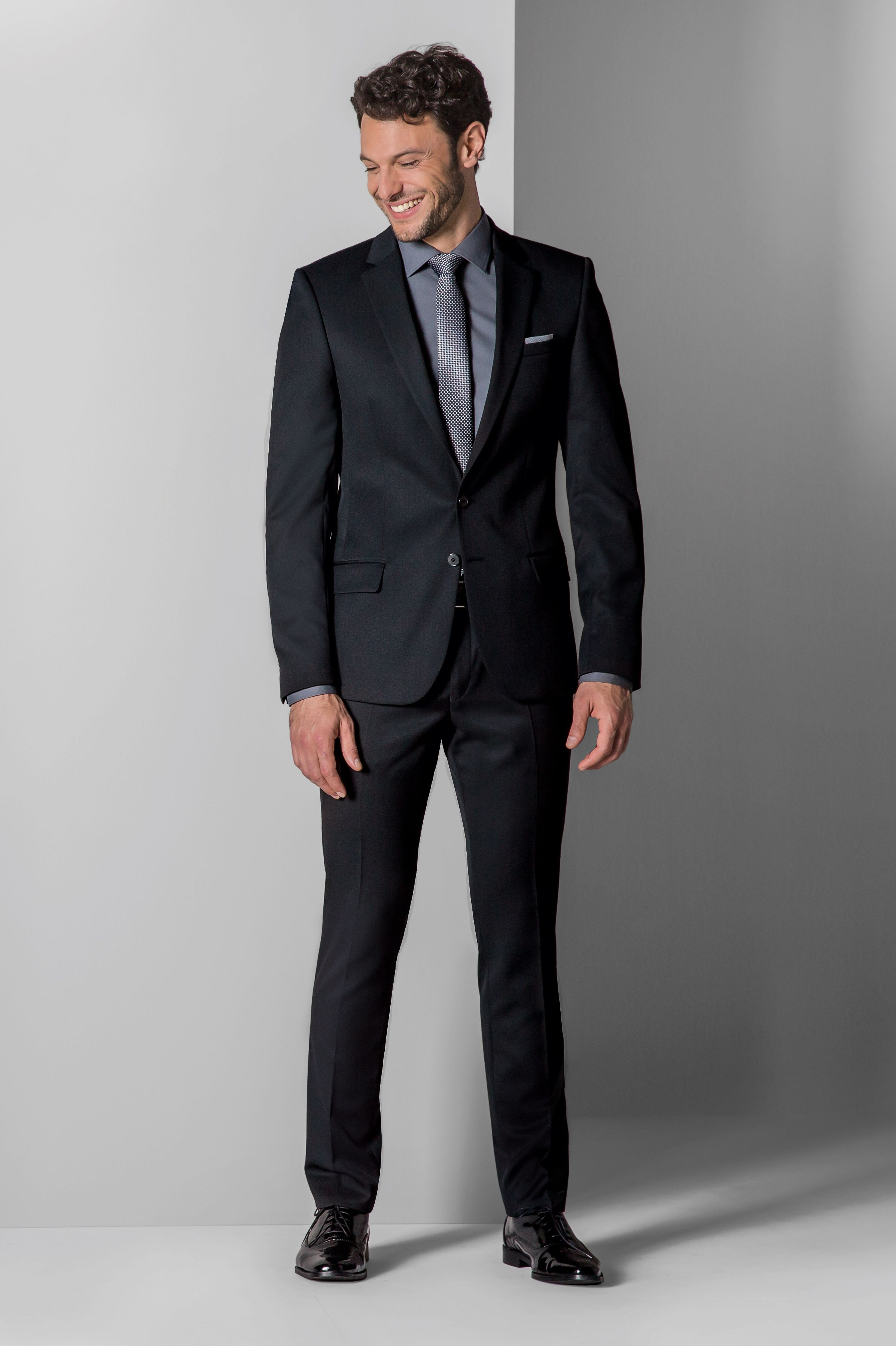COLLECTION 201920 Corporate Wear BASIC suit, black
