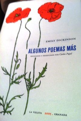 Emily Dickison. My river runs to thee
