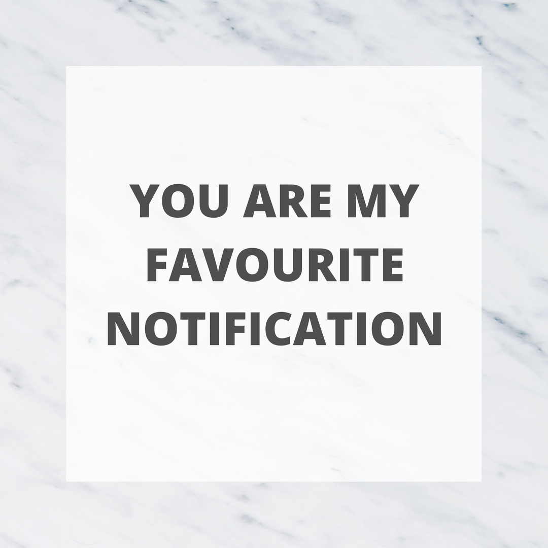 You Are My Favourite Notification Celebroo Miss You Quotes