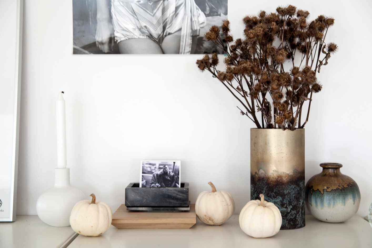 A hint of halloween Hviitblogg.no
