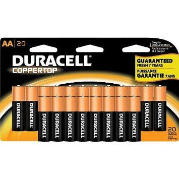Duracell Coppertop Aa Batteries 20 Count You Can Donate This Item To Our House By Setting The Shipping Address A Duracell Batteries Duracell Alkaline Battery