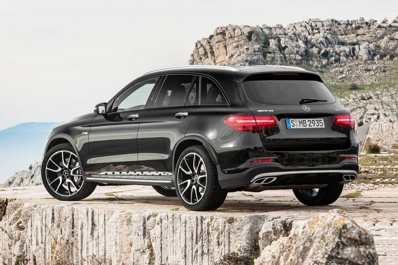 The 2018 Mercedes Benz Glc Well Designed And Primed For Adventure