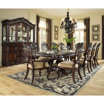 Baronet Dining Room Set  Dinning Room  Pinterest  Room Set Impressive Traditional Dining Room Set Decorating Inspiration
