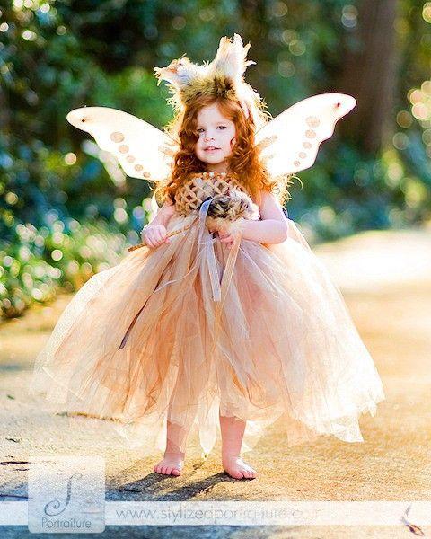 The little Owl Fairy Wedding Fairy by enchantedfairyware on Etsy, $250.00