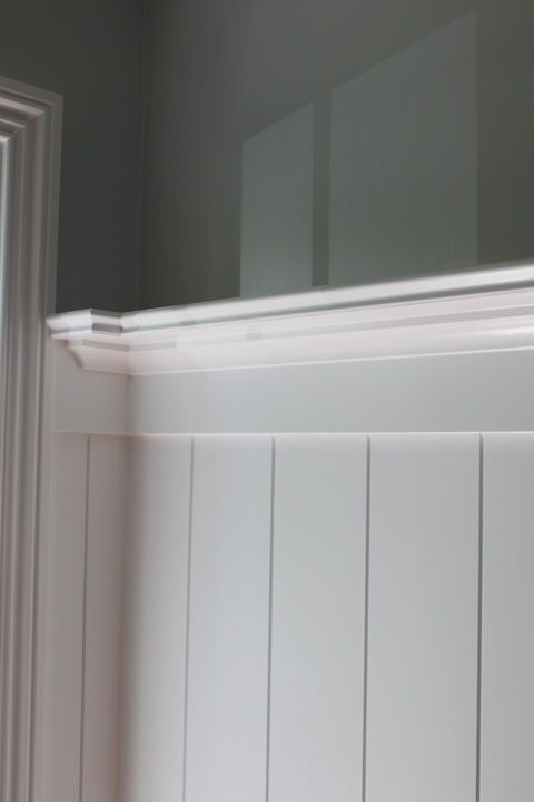 V Groove Wainscot Decor Pinterest Wainscoting Walls