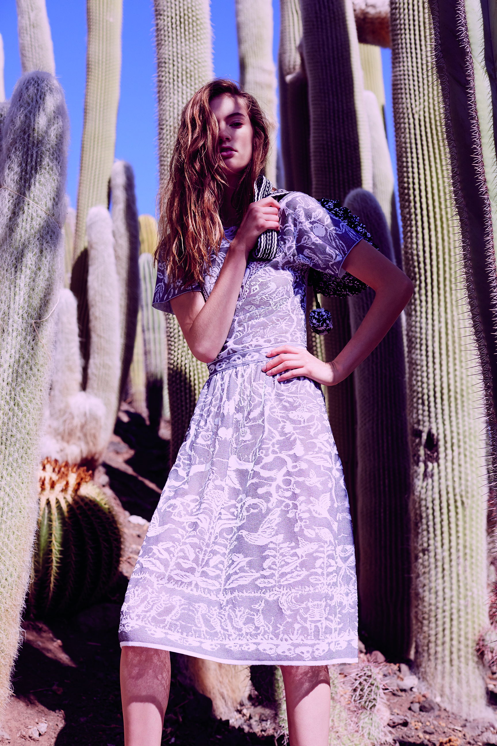 #MMissoni | Lace inspired Look | SS15