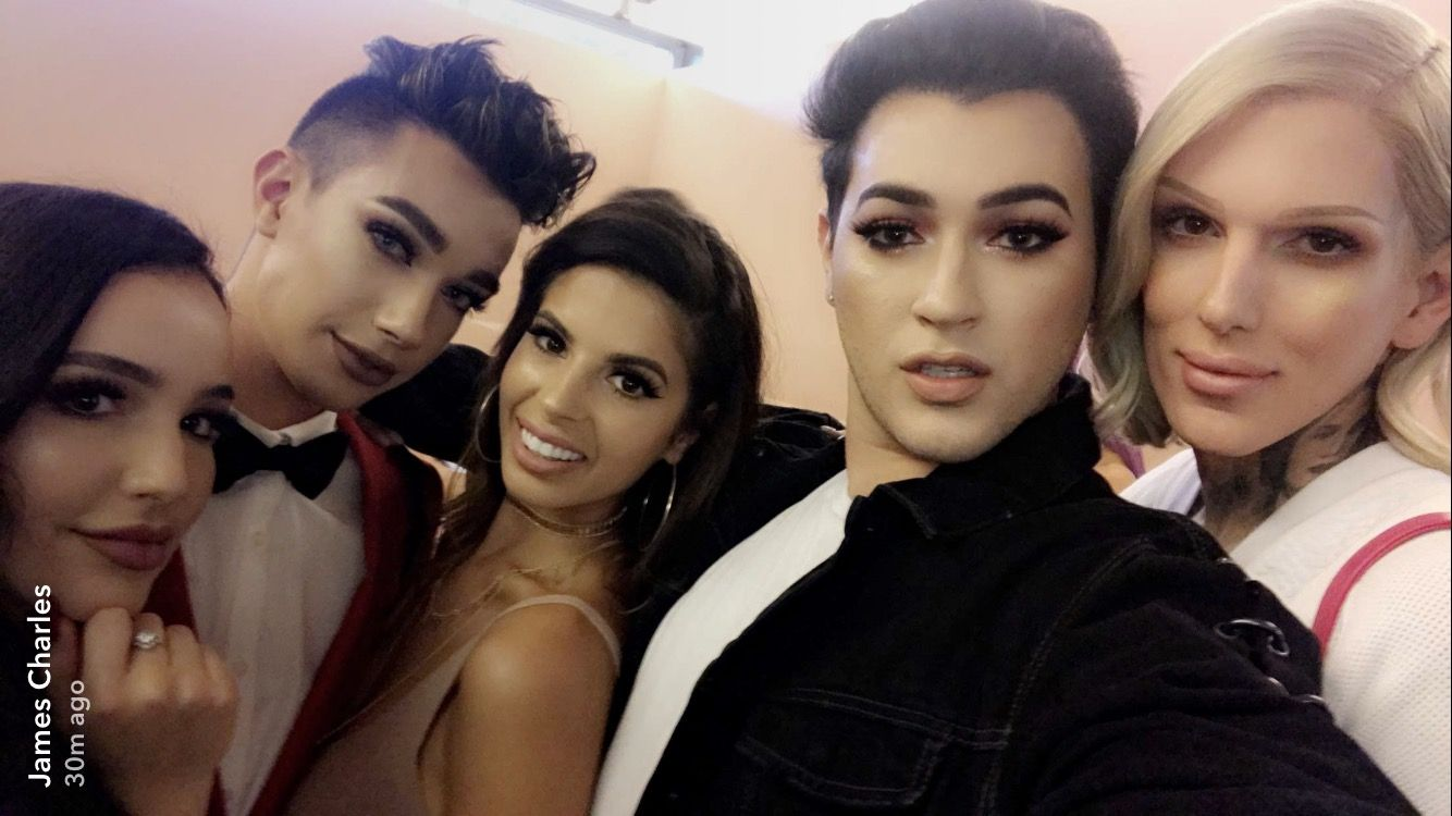 Pin By Ohanna Cadet On Allaboutme James Charles Jeffree Star