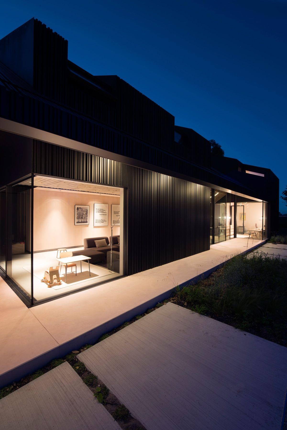 FINALIST: Villa Schoorl, Studio PROTOTYPE, © Studio PROTOTYPE ...