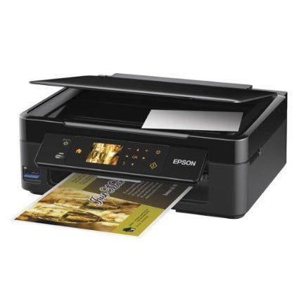 Amazon Com Epson Stylus Nx430 Wireless All In One Color Inkjet Printer Copier Scanner C11cb22201 Electronics Inkjet Printer Stylus Inkjet