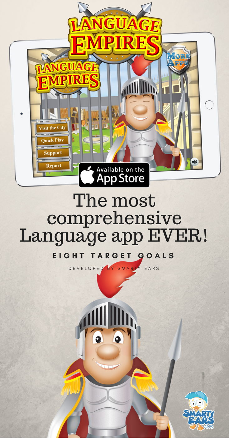 Language Empires for iPad is Smarty Ears most