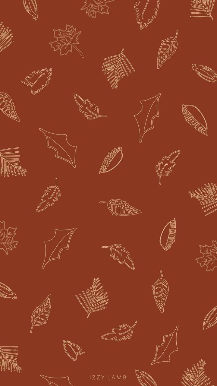 Leaves wallpaper #October #fall #autumn #iphone #wallpaper #octoberwallpaperiphone
