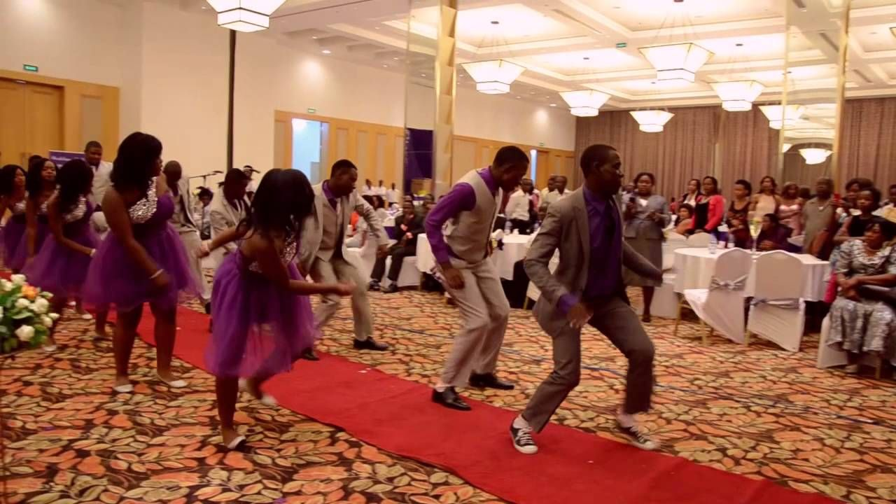 This Footage Was Shot At Francis And Priscillas Wedding Reception In Malawi On Saturday December 2013 Bingu International Conference Centre BICC I