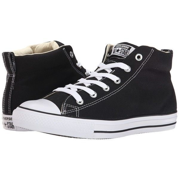 Converse Chuck Taylor All Star Street Core Canvas Mid