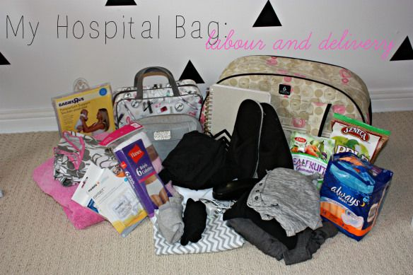 Hospital Bag Labor And Delivery