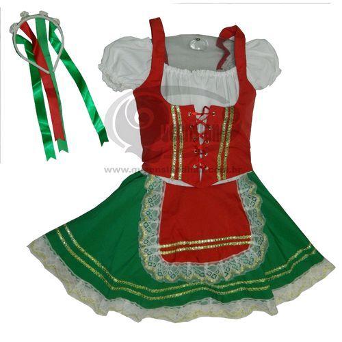 Preferência fantasia italiana feminina - Pesquisa Google | costume populare  GR33