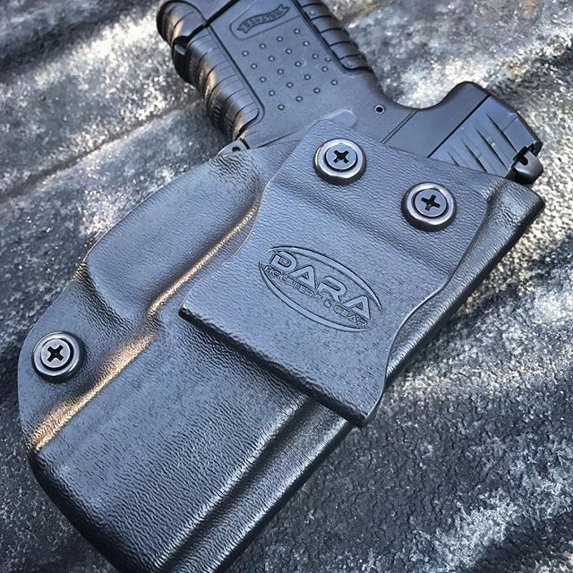 Another shot of the Walther PPS IWB Holster | Ships in 24
