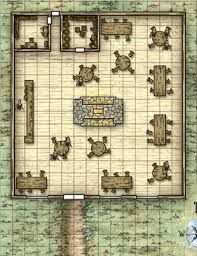Image result for D&D Maps | Gaming | Dungeon maps, Building map
