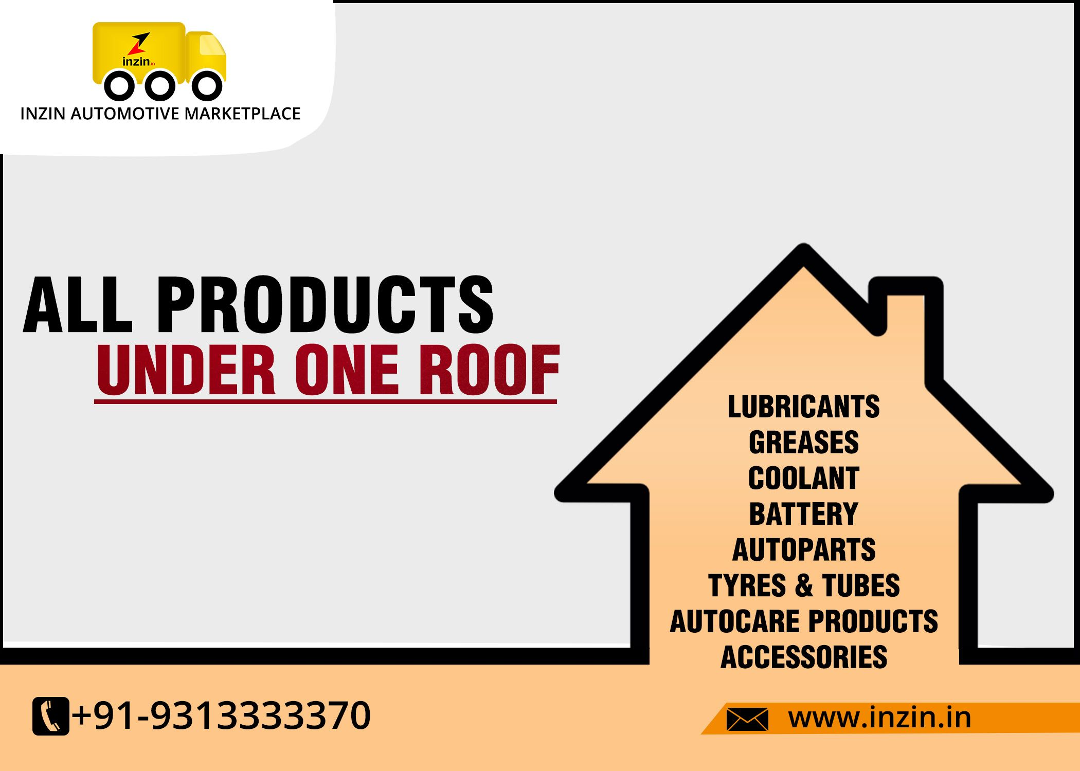 All Product Under One Roof Like Lubricants Grease