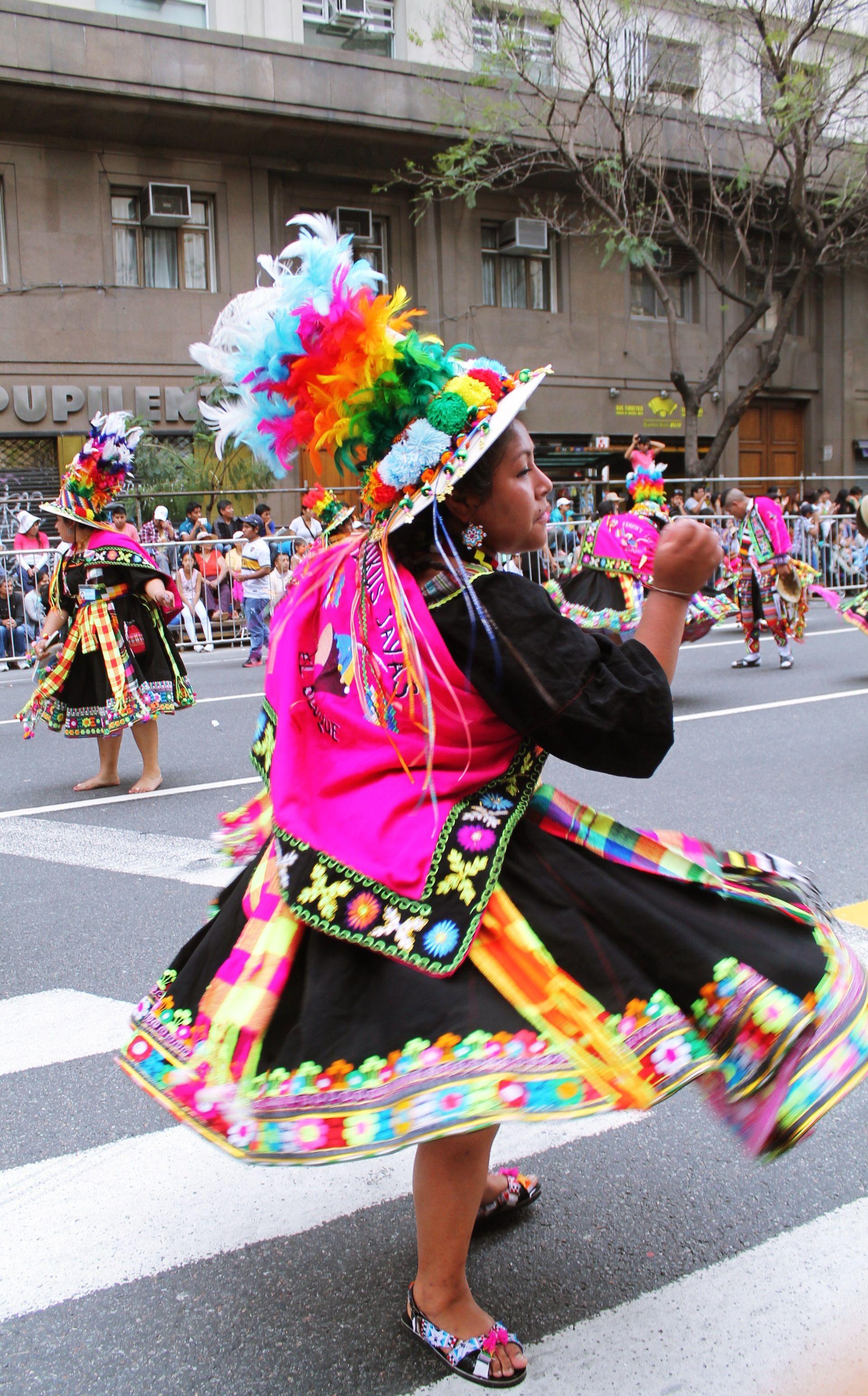 Folkloreboliviano Bolivia Argentina Buenosaires