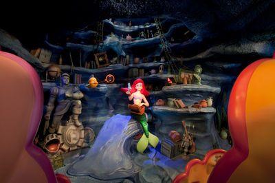 The Little Mermaid - Ariel's Undersea Adventure (More Mouse) by Adrienne Vincent-Phoenix