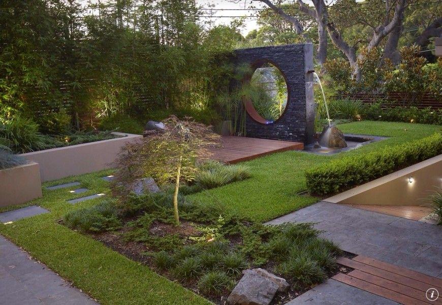 54 Interesting Backyard Sculpture Ideas Modern Landscape Design